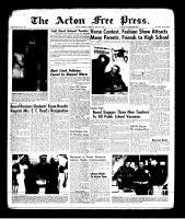 Acton Free Press (Acton, ON)4 May 1961