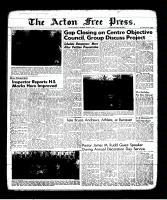 Acton Free Press (Acton, ON)8 Jun 1961