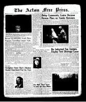 Acton Free Press (Acton, ON)31 Aug 1961