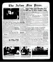 Acton Free Press (Acton, ON)7 Sep 1961