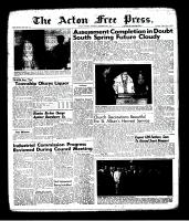 Acton Free Press (Acton, ON)28 Sep 1961