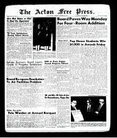 Acton Free Press (Acton, ON)9 Nov 1961