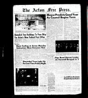 Acton Free Press (Acton, ON)4 Jan 1962