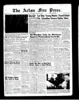 Acton Free Press (Acton, ON)25 Jan 1962