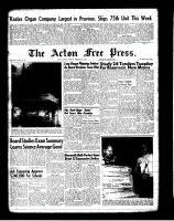 Acton Free Press (Acton, ON)8 Feb 1962