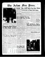 Acton Free Press (Acton, ON)15 Feb 1962