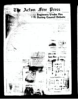 Acton Free Press (Acton, ON)26 Apr 1962
