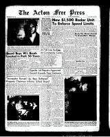 Acton Free Press (Acton, ON)10 May 1962