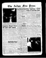 Acton Free Press (Acton, ON)5 Jul 1962
