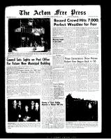 Acton Free Press (Acton, ON)20 Sep 1962