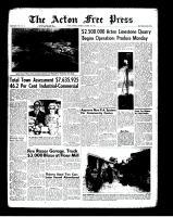 Acton Free Press (Acton, ON)11 Oct 1962