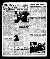 Acton Free Press (Acton, ON), May 9, 1963
