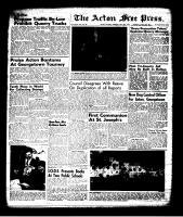 Acton Free Press (Acton, ON), May 23, 1963