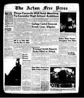 Acton Free Press (Acton, ON), September 12, 1963