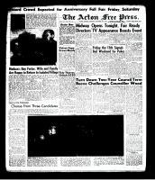 Acton Free Press (Acton, ON), September 19, 1963