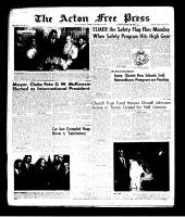 Acton Free Press (Acton, ON)3 Oct 1963