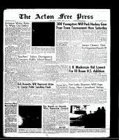 Acton Free Press (Acton, ON), March 12, 1964