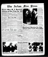 Acton Free Press (Acton, ON)16 Apr 1964