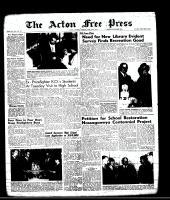 Acton Free Press (Acton, ON)23 Apr 1964