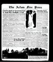 Acton Free Press (Acton, ON), May 28, 1964