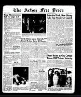 Acton Free Press (Acton, ON), March 11, 1965