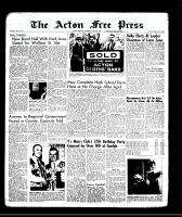 Acton Free Press (Acton, ON)6 May 1965