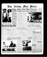 Acton Free Press (Acton, ON), May 27, 1965