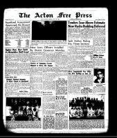 Acton Free Press (Acton, ON)17 Jun 1965