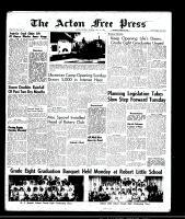 Acton Free Press (Acton, ON), July 1, 1965