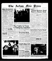 Acton Free Press (Acton, ON), October 14, 1965