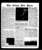 Acton Free Press (Acton, ON), November 18, 1965