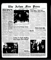 Acton Free Press (Acton, ON), November 25, 1965