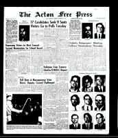 Acton Free Press (Acton, ON), December 2, 1965