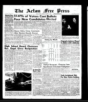 Acton Free Press (Acton, ON), December 9, 1965