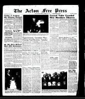 Acton Free Press (Acton, ON), December 30, 1965