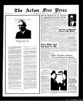 Acton Free Press (Acton, ON), January 20, 1966