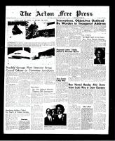 Acton Free Press (Acton, ON), January 27, 1966