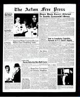 Acton Free Press (Acton, ON), February 10, 1966