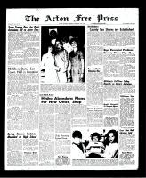 Acton Free Press (Acton, ON), February 17, 1966