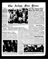 Acton Free Press (Acton, ON), February 24, 1966