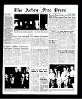 Acton Free Press (Acton, ON), March 3, 1966