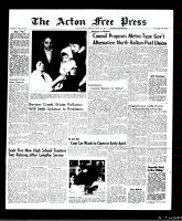 Acton Free Press (Acton, ON), March 10, 1966