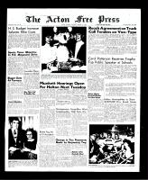 Acton Free Press (Acton, ON), March 17, 1966