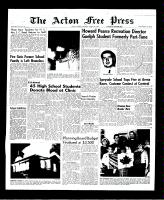 Acton Free Press (Acton, ON), March 24, 1966