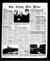 Acton Free Press (Acton, ON)17 Nov 1966