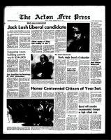 Acton Free Press (Acton, ON), May 3, 1967