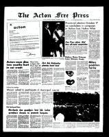 Acton Free Press (Acton, ON)6 Sep 1967