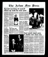 Acton Free Press (Acton, ON)3 Jan 1968