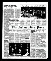 Acton Free Press (Acton, ON)10 Jan 1968