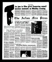 Acton Free Press (Acton, ON), March 20, 1968